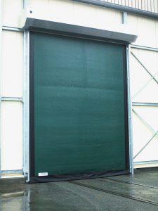 Brama szybkobieżna All weather M2