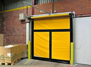 Brama szybkobieżna Compact M2 Emergency Exit