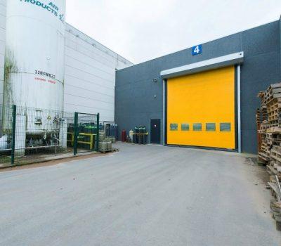 Brama szybkobieżna Power M2