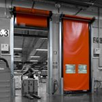 Brama szybkobieżna 501-Compact