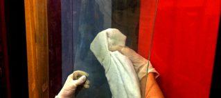 czyszczenie pasów folii pvc i kurtyn paskowych